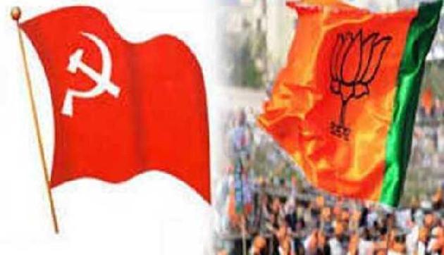 त्रिपुरा में भाजपा-वामपंथी कार्यकर्ताओं की झड़पें, 25 घायल