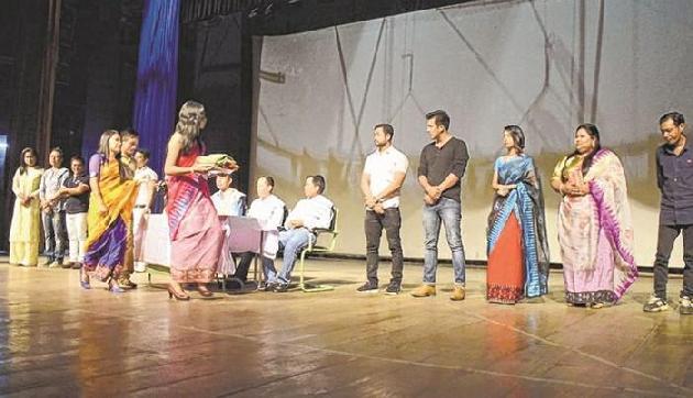 बराक घाटी में पहली मणिपुरी फिल्म रिलीज