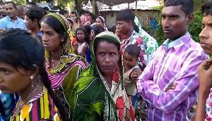 सीसुब के जवानों ने नौ बांग्लादेशी नागरिकों को किया गिरफ्तार