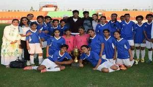 नेशनल फुटबॉल चैंपियनशिप में चंडीगढ़ से मिली मणिपुर को करारी हार