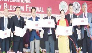 भारत का दूसरा अंतर्राष्ट्रीय चेरी ब्लॉसम महोत्सव शुरू