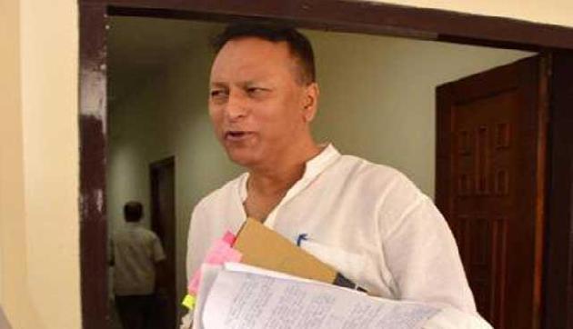 नगालिम को लेकर कांग्रेस और भाजपा नेताओं के बीच जुबानी जंग हुई तेज