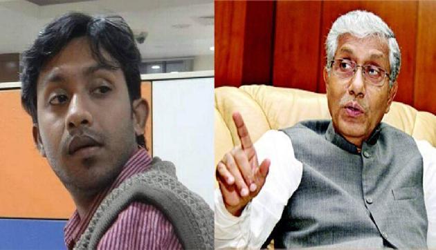पत्रकार शांतनु भौमिक हत्याकांड को लेकर त्रिपुरा विधानसभा में हंगामा