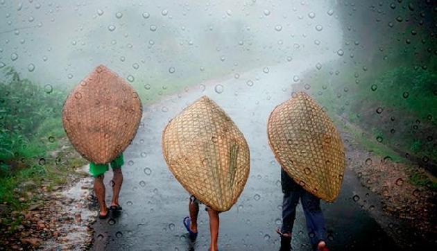 असम, मेघालय सहित कई राज्यों में बारिश का अनुमान