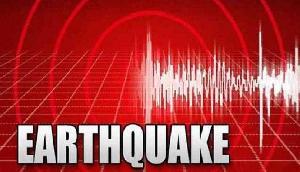 मणिपुर-म्यांमार बॉर्डर पर कांपी धरती, भूकंप के दहशत में घर से निकले लोग