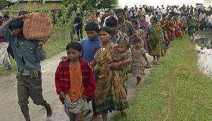 'अवैध बांग्लादेशियों को बचाने की साजिश कर रही है केंद्र सरकार'