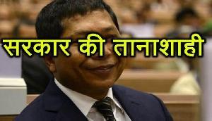 संगमा ने किया कांग्रेस पर कटाक्ष, नाच न जानै आंगन टेढ़ा