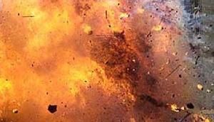 मणिपुर में बम ब्लास्ट,दो मजदूर घायल, एक यूपी का, दूसरा असम का