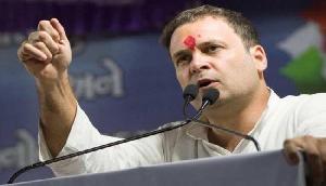 राहुल गांधी पर भारी पड़ी मोदी की आलोचना, बीजेपी के इस कद्दावर नेता ने दिया करारा जवाब