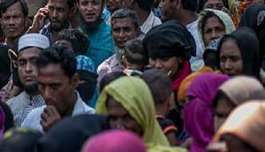 खुद को बंगाली बताकर घुसपैठ कर रही तीन रोहिंग्या महिलाएं गिरफ्तार