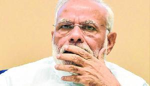 जानिए किसने कसा PM मोदी पर तंज, भाजपा सांसद अहलूवालिया की आलोचना की