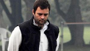 पूर्वोत्तर में भाजपा की जीत के बाद पहली बार राहुल गांधी ने तोड़ी चुप्पी
