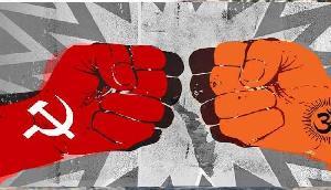 त्रिपुरा में 'लाल' और 'भगवा' के बीच कड़ी टक्कर, कांग्रेस का वोट BJP को