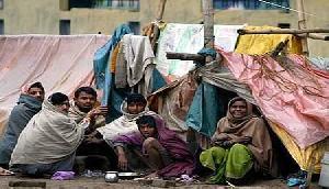 माणिक सरकार पर राजनाथ का हल्लाबोल, 'त्रिपुरा गरीबी और बेरोजगारी में अव्व्ल'