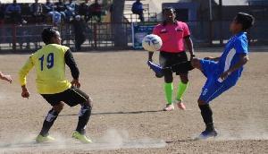 जम्मू-कश्मीर और सिक्किम पुलिस के बीच हुआ मैच 1-1 से ड्रॉ