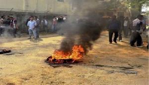 नागालैंड में चुनाव से पहले हिंसा, 6 कारों में लगाई आग