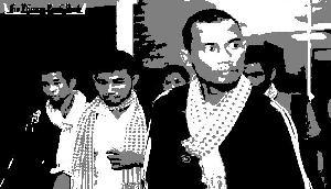 असम में नौकरी देने का झांसा देकर चार युवकों को बंदी बनाया
