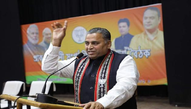 त्रिपुरा जीत के सूत्रधार देवधर ने माकपा पर साधा निशाना, बताया-'लोकतंत्र के लिए खतरा '
