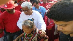 त्रिपुरा: वामपंथियों के दावों की पोल खोल रहा है बीजेपी का ये नेता