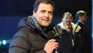 राहुल गांधी ने विजेता खिलाडिय़ों को दी बधाई, ट्वीटर पर मैरी कॉम की तस्वीर भी साझा की