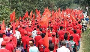 त्रिपुरा सरकार ने माकपा पर लगाया हिंसा फैलाने का आरोप