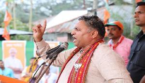 त्रिपुरा का गढ़ जीतने के लिए लड़ रही है बीजेपी के 50 हजार कार्यकर्ताओं की फौज
