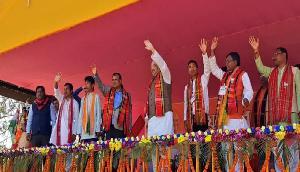 भाजपा नेता का दावा, मेघालय, त्रिपुरा आैर नागालैंड में BJP बनाएगी सरकार