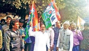 त्रिपुरा में मुख्य विपक्षी दल थी तृणमूल कांग्रेस, भाजपा ने खेल बिगाड़ा