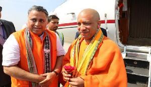 त्रिपुरा पहुंचे भाजपा के दो दिग्गज नेता, करेंगे माणिक की सल्तनत पर हमला