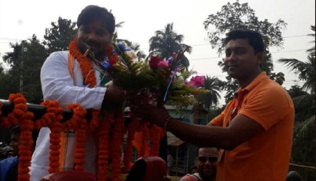 त्रिपुरा चुनावः भाजपा के चौधरी देंगे माकपा के दिग्गज को टक्कर