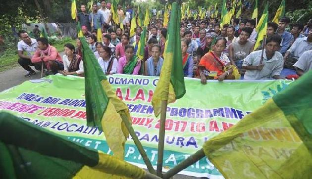 त्रिपुराः पूर्व विधायक पर हमला करने के आरोप में 11 IPFT कार्यकर्ता गिरफ्तार