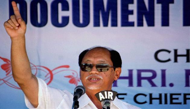 नागालैंड चुनावः वोटिंग से दो हफ्ते पहले ही जीत गए पूर्व सीएम