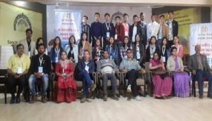 PM मोदी की श्रेष्ठ भारत पहल, नागालैंड के 22 छात्र पहुंचे सांची विश्वविद्यालय