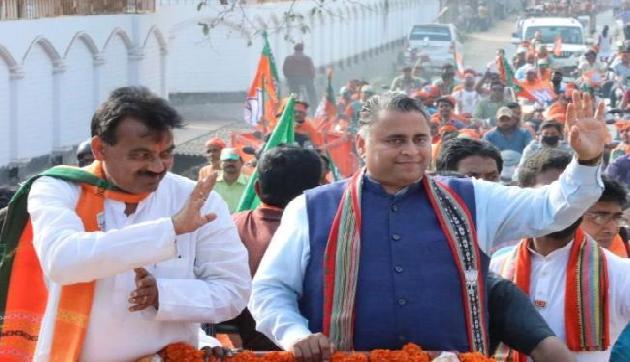 त्रिपुरा में जीत के लिए कांग्रेस के परंपरागत वोटर्स पर भाजपा की नजर