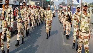कड़ी निगरानी में होगा नागालैंड चुनाव, 281 CAPF जवान होंगे तैनात