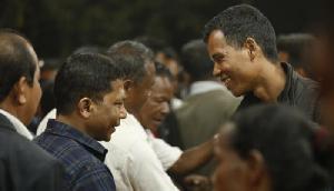 मणिपुर में धोखा खा चुकी कांग्रेस ने मेघालय में सरकार बनाने की दावेदारी पेश की