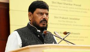 त्रिपुरा से वामपंथियों की सरकार का उखाड़ फेंके:आठवले