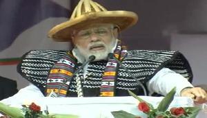 अरुणाचल प्रदेश में मोदी का नया अंदाज, कहा- मैं यहां आए बिना नहीं रह सका