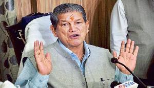 हालिया परिस्थितियों के लिए राज्य की भाजपा सरकार जिम्मेदार : रावत
