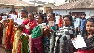 त्रिपुरा विधानसभा चुनावः तीसरी बार हुई कम वोटिंग, 2013 के मुकाबले 14 फीसदी कम