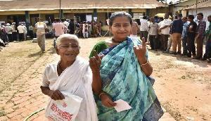 त्रिपुरा: ढलाई जिले में आधी रात तक मतदाताओं ने डाला वोट
