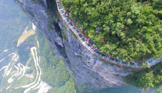 सिक्किम में है दुनिया का सबसे ऊंचा पुल, वायरल हुर्इ तस्वीरें?