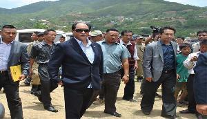 रियो ने मंत्रियों को किया विभागों का आवंटन, खुद के पास रखे महत्वपूर्ण मंत्रालय