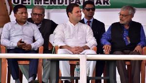 कांग्रेस के कारण त्रिपुरा में फहराया भगवा?