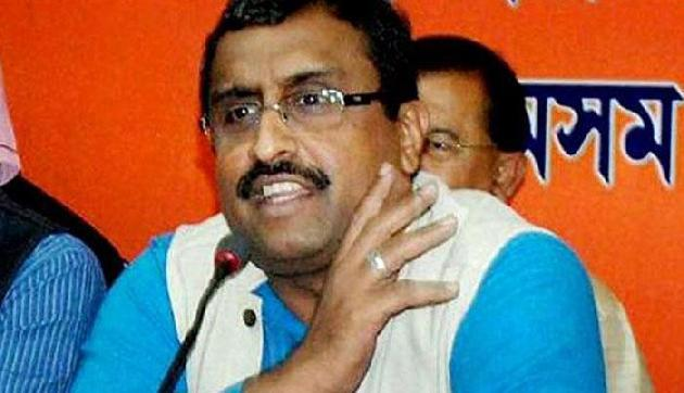 अाज त्रिपुरा आएंगे राम माधव, भाजपा राज्य समिति की बैठक में लेंगे भाग