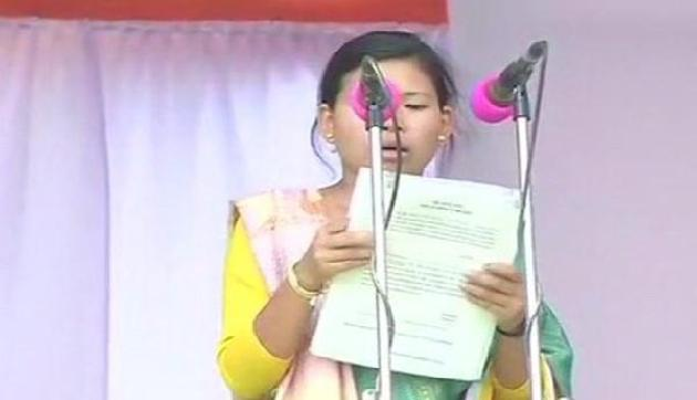 त्रिपुराः BJP सरकार में चकमा सबसे युवा मंत्री, उम्र महज 32 साल