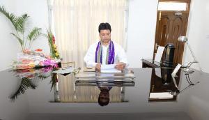 IPFT के मेबेर जमातिया पर बिप्लब सरकार ने जताया भरोसा, दिया 2 मंत्रालय का प्रभार