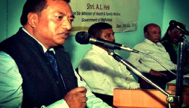 भाजपा-एचएसपीडीपी ने पहले भी एक साथ काम किया है: हेक