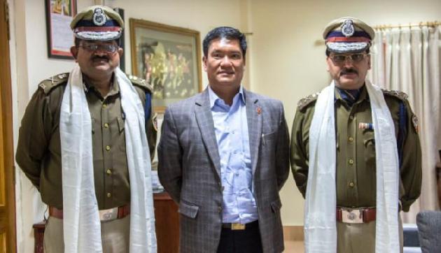 एसबीके सिंह बने अरुणाचल प्रदेश के डीजीपी, लेंगे संदीप गोयल की जगह