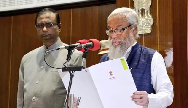 रतन चक्रवर्ती बने त्रिपुरा विधानसभा के अस्थायी अध्यक्ष